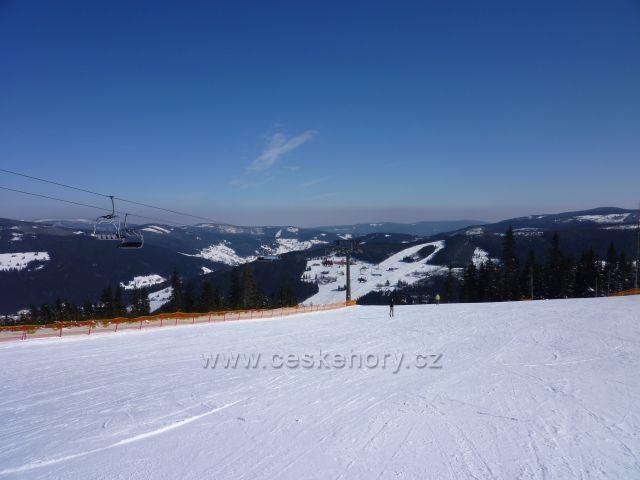 Pec pod Sněžkou - Javor z Hnědého vrchu