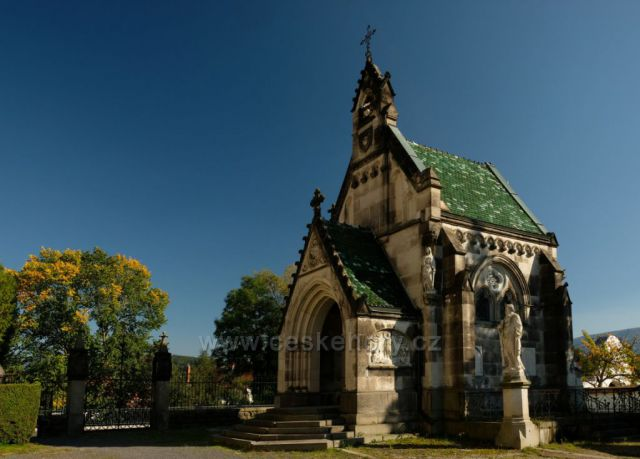 Raspenavská hřbitovní kaple