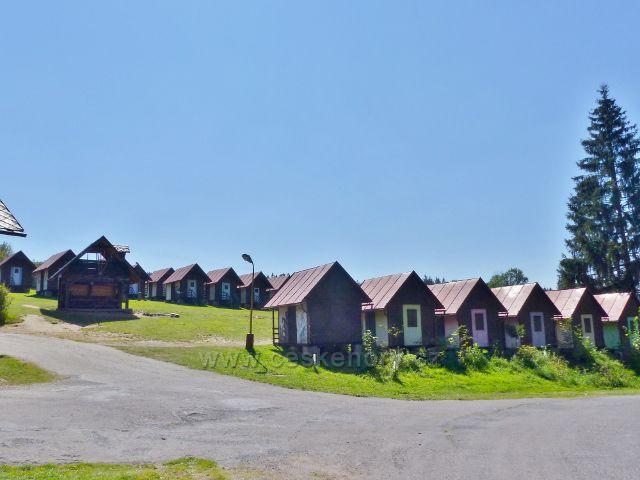 Horní Orlice - rekreační areál dříve sloužil jako dětský tábor