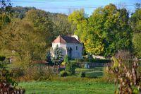 Stvolínky-Pozdně gotická kaple