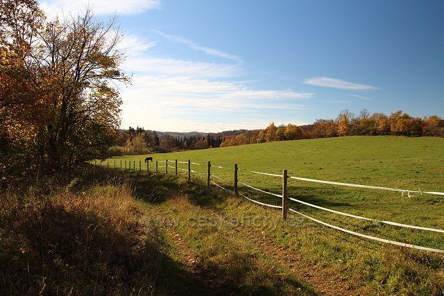 Pastviny za Bečovem