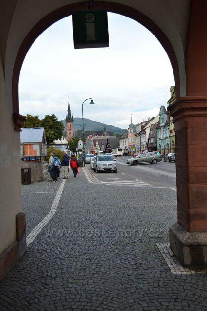 Vrchlabí-brána do Krkonoš
