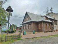 Vamberk - turistická chata Na Vyhlídce