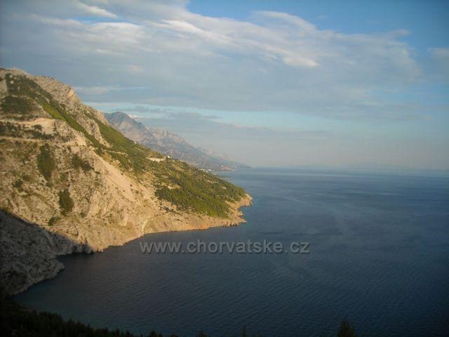 Cesta na Makarskou