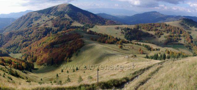Velká Fatra - Borišov