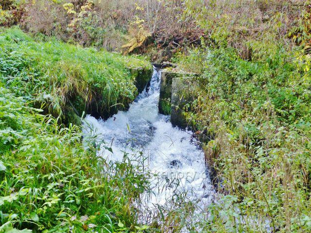 Malá Morava - Vysoký Potok je pravostranným přítokem Moravy