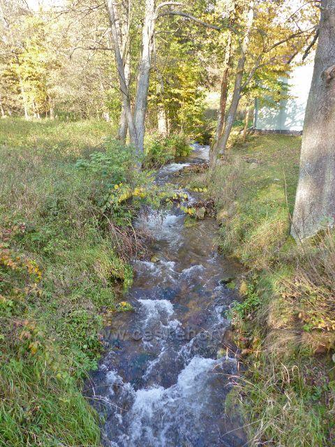 Malá Morava - potok Malá Morava