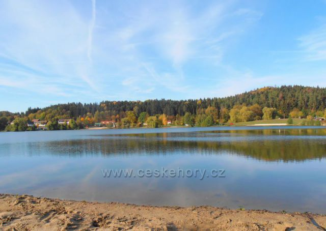 Oborský rybník - Jinolice