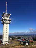 Krušné hory - Klínovec
