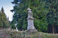 Pieta na Křižanském sedle