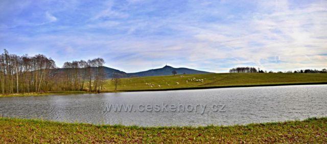 Nový rybník u Křižan