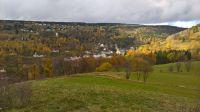 podzimní Jáchymov
