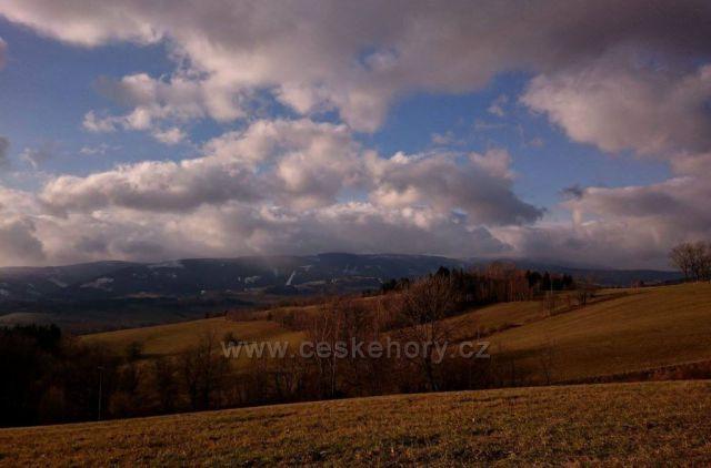 Hanušovická vrchovina