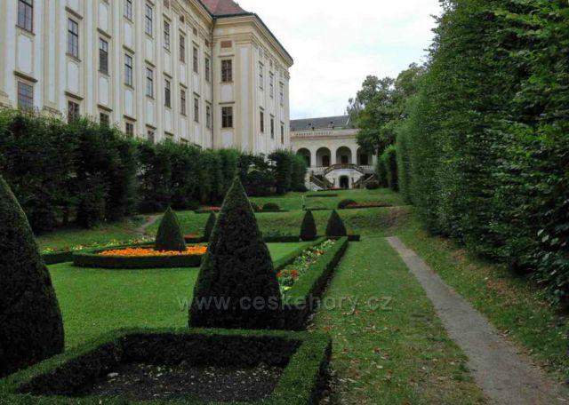 Kroměříž - zámek