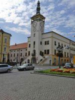 Kroměříž - Velkénáměstí