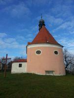 kostelík sv.Antonína Paduánského na Hradišti