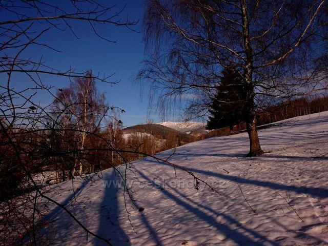 Dolní Morava - údolí Mlynského potoka