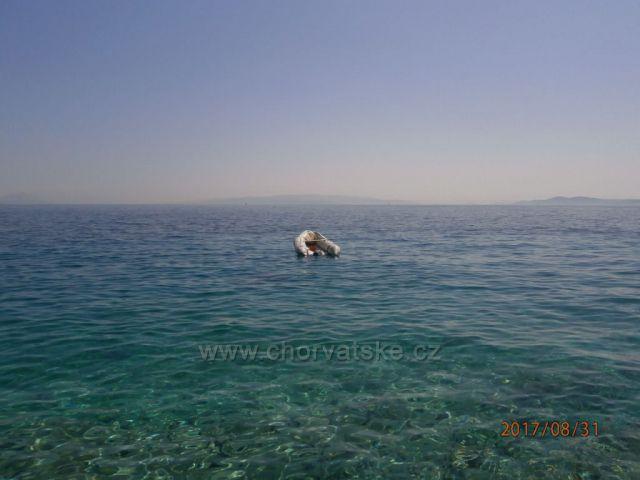 Potápějící člun.