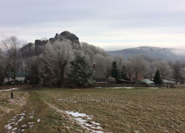 Lužické hory - Tolštejn