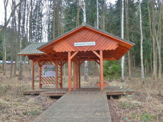 Letovisko Studánka - Priessnitz walking