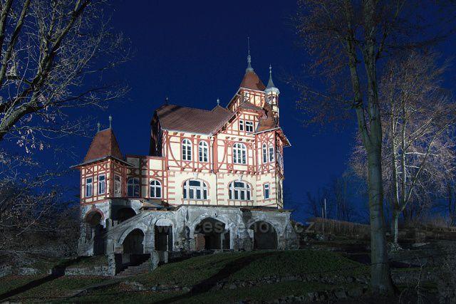 Vyhlídková věž Hrádek ve Varnsdorfu
