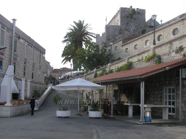 mesto Korčula-ostrov Korčula