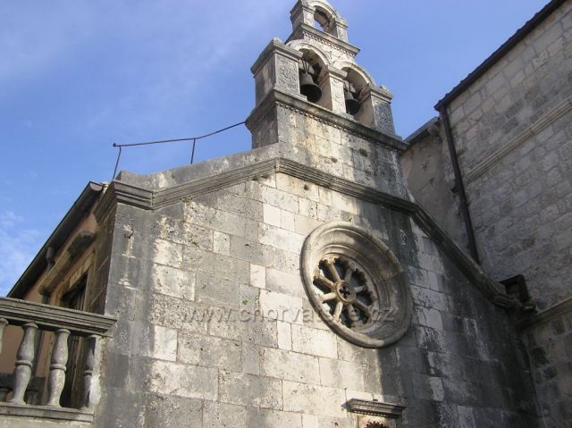 historické pamiatky mesta Korčula
