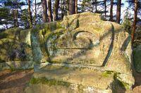 Dutý kámen-Anežčin odpočinek