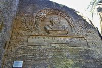 Dutý kámen-reliéf z r.1913