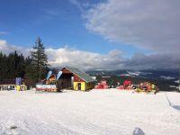 Ski areál Šachty - Vysoké nad Jizerou