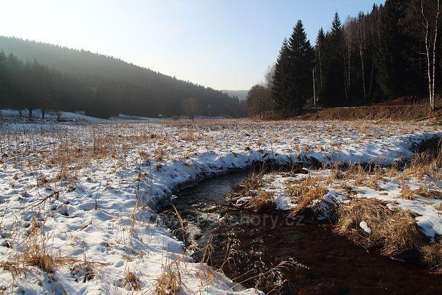 Údolí Moldavského potoka