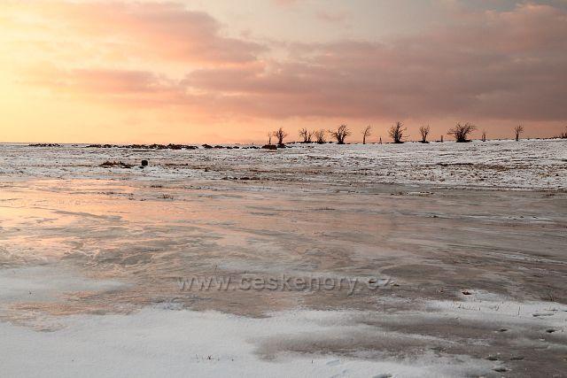 Ledové pláně u Cínovce