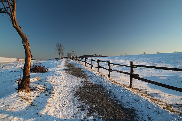 Cesta u Fojtovic