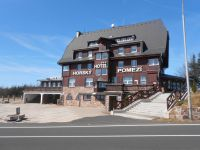 horský hotel Pomezí na Cínovci