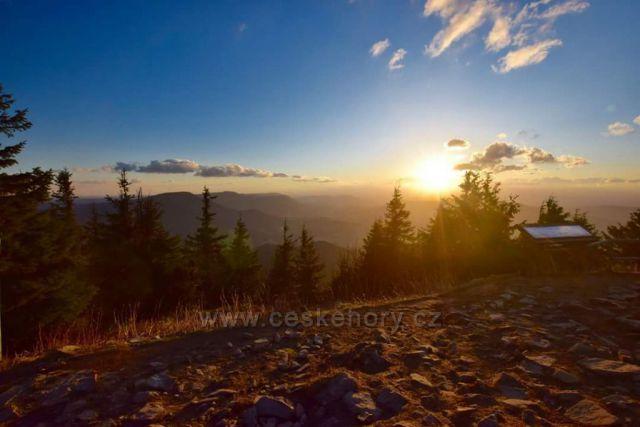 Zapad Lysa hora