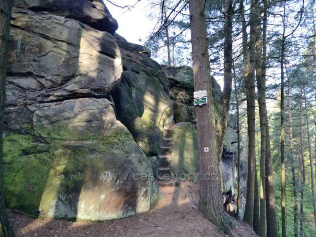 Drábovna-skalní město