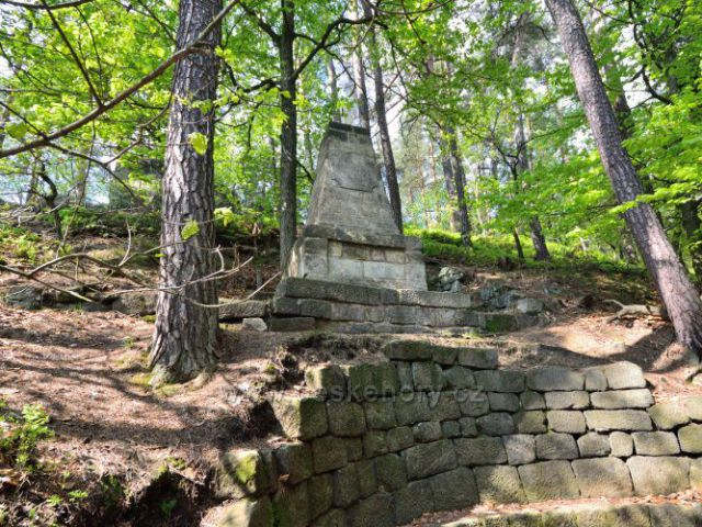 Památník bitvy u Zenty