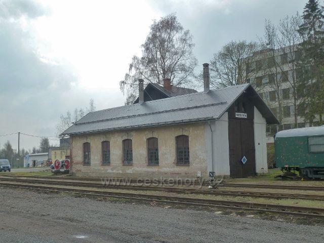 Rokytnice v O.h. - Muzeum lokálky Doudleby n.O. - Rokytnice v O.h.