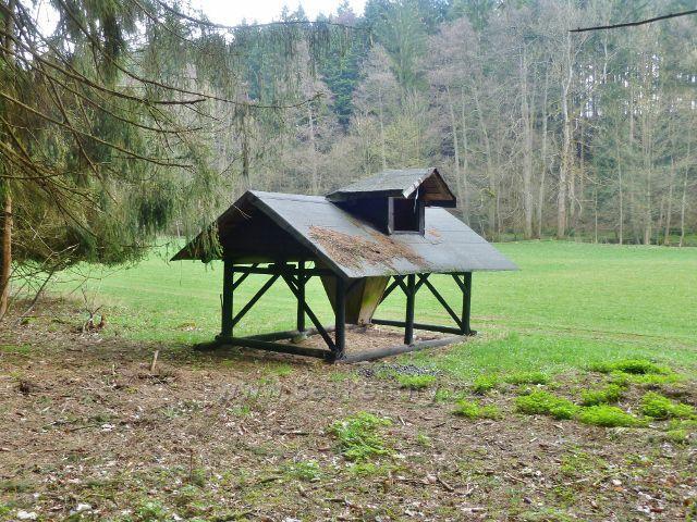 Kunvald - krmelec v údolí Rokytenky