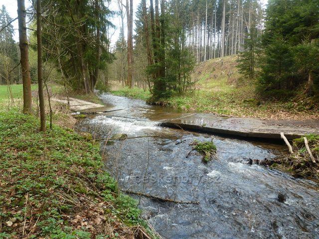 Kunvald - údolí Rokytenky