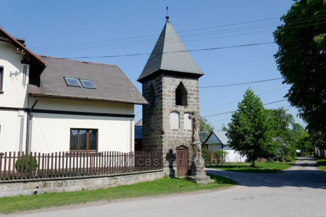 Zvonice Modřišice