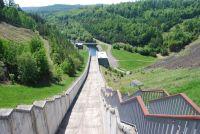 Údolní nádrž Slezská Harta
