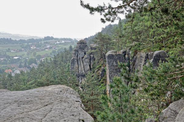 Na Klokočských skalách