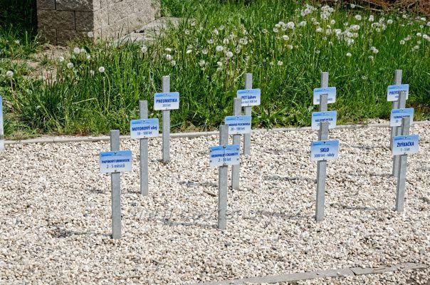 Dolánky-Hřbitov odpadu