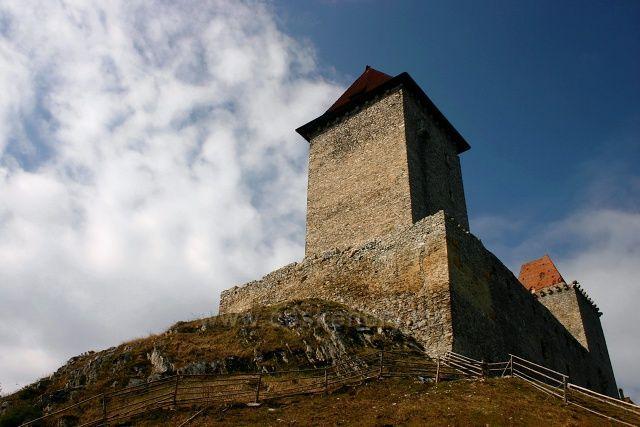 hradby Kašperku
