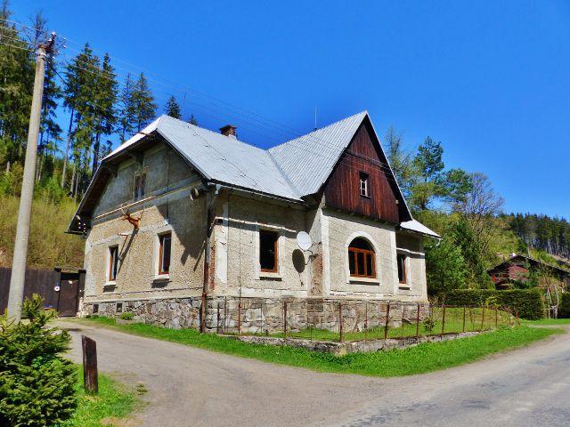 Hájovna v Moravském Karlově