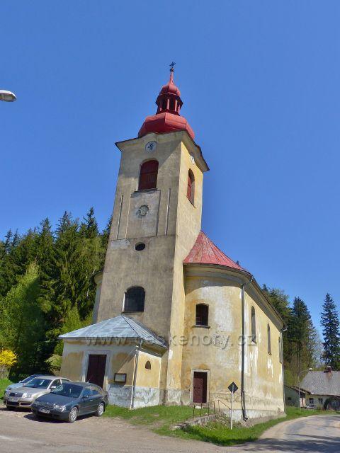 Moravský Karlov - kostel sv.Josefa Kalasánského