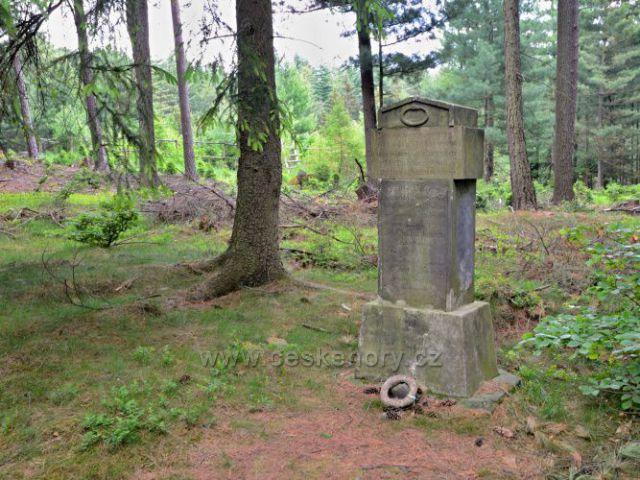 Blumbergův pomník