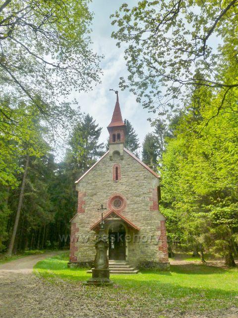 Podlesí - kaple Nejsvětější Trojice
