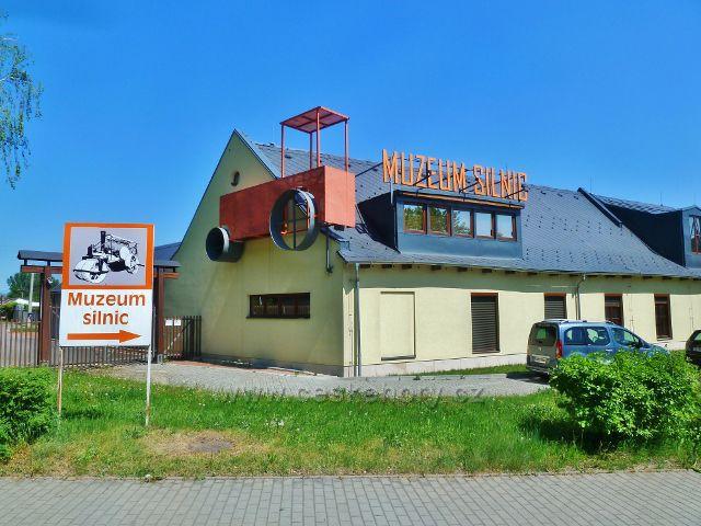 Vikýřovice - Muzeum silnic